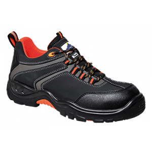 Scarpa Operis S3 HRO in composito Portwest  - FC61BKR37 - Nero