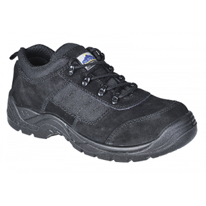 Scarpa Trouper Steelite S1P Portwest  - FT64BKR36 - Nero