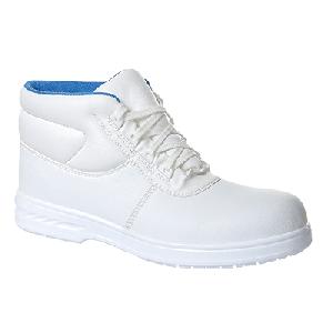 Scarponcino Steelite allacciato S2 Portwest  - FW88WHR35 - Bianco