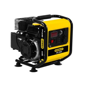 Stanley SIG 2000 2 kW Generatore Inverter Benzina/GPL