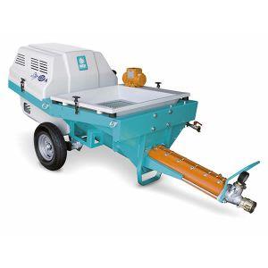 Pompa Step 120a per massetti autolivellanti base anidrite/cement