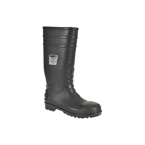 Stivale Total Safety Wellington S5 Portwest  - FW95GNR36 - Verde