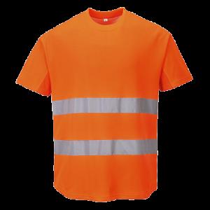 T-shirt Mesh Portwest  - C394ORRL - Arancio