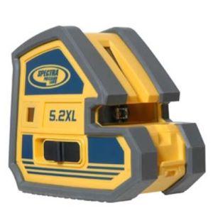 Tracciatore e Puntatore  Laser Spektra 5.2XL