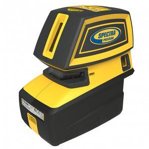 Tracciatore e puntatore Laser auto livellante Spektra LT52 valigetta