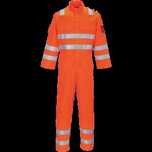 Tuta intera Bizflame arancione multi norme Portwest  - FR91ORRS - Arancio