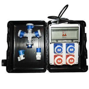 Kit Quadro Elettrico Monofase/trifase con valigetta