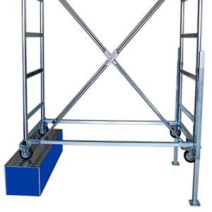 Zoppo scale trabattello modello Full