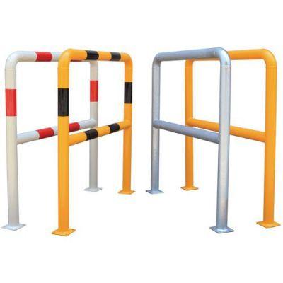Barriere di protezione con piastra Ø 40 mm