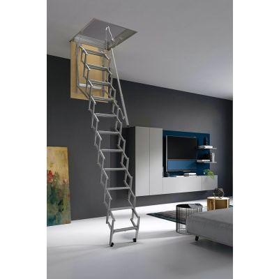 Scala retrattile per soffitta